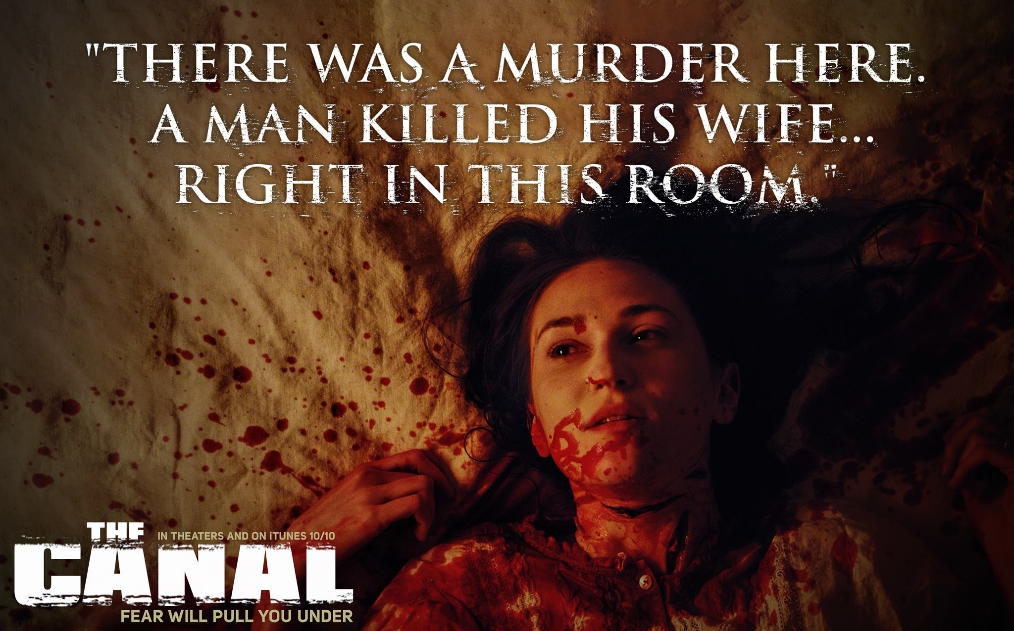 what are the most underrated horror movies: the canal