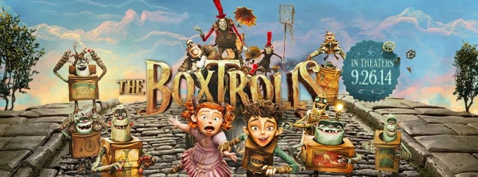 "Crítica a ""The Boxtrolls"""