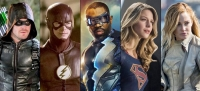 Trailers para as séries DC no The CW