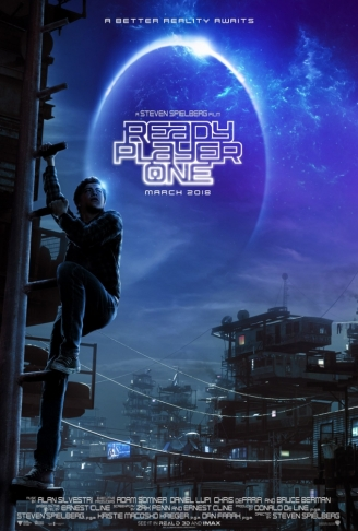 "Trailer oficial para ""Ready Player One"""