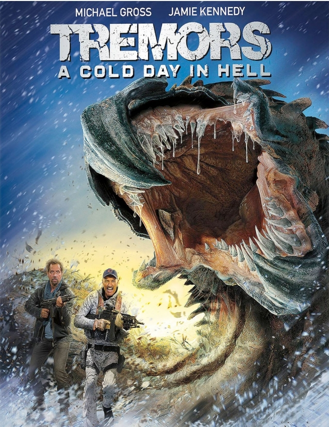 """Tremors: A Cold Day in Hell"" apresenta o trailer"