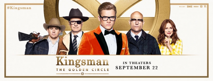 "Crítica a ""Kingsman: The Golden Circle"""