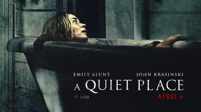 "Trailer internacional para ""A Quiet Place"""