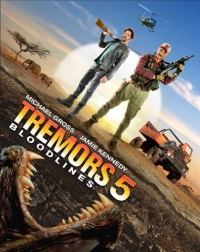 "Poster e trailer para ""Tremors 5: Bloodlines"""