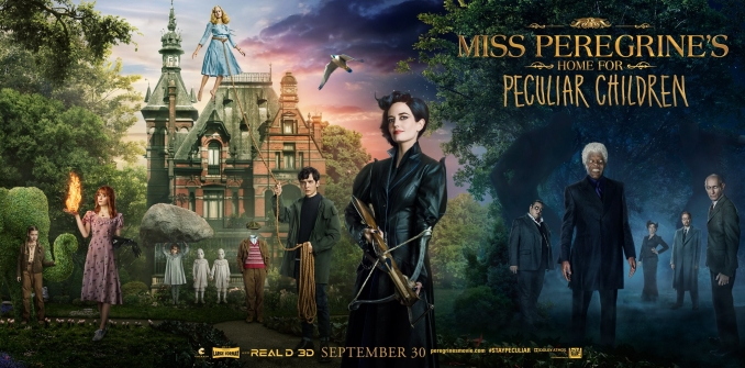 "Crítica a ""Miss Peregrine's Home for Peculiar Children"""