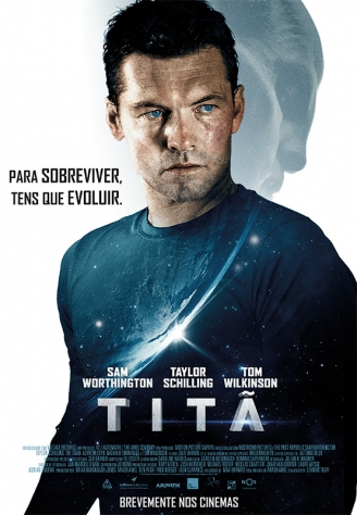 "Trailer e galeria para ""The Titan"""