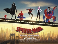 "Crítica a ""Spider-man: Into the Spider-verse"""